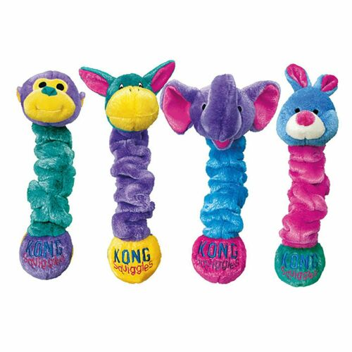 Kong Squiggles Dog - Small