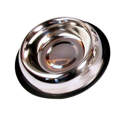 Rosewood Non Slip Stainless Steel Bowl 7""