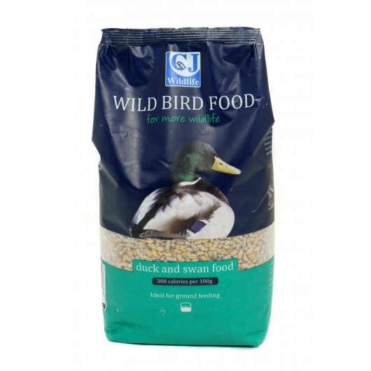 Cj Duck And Swan Food 1KG