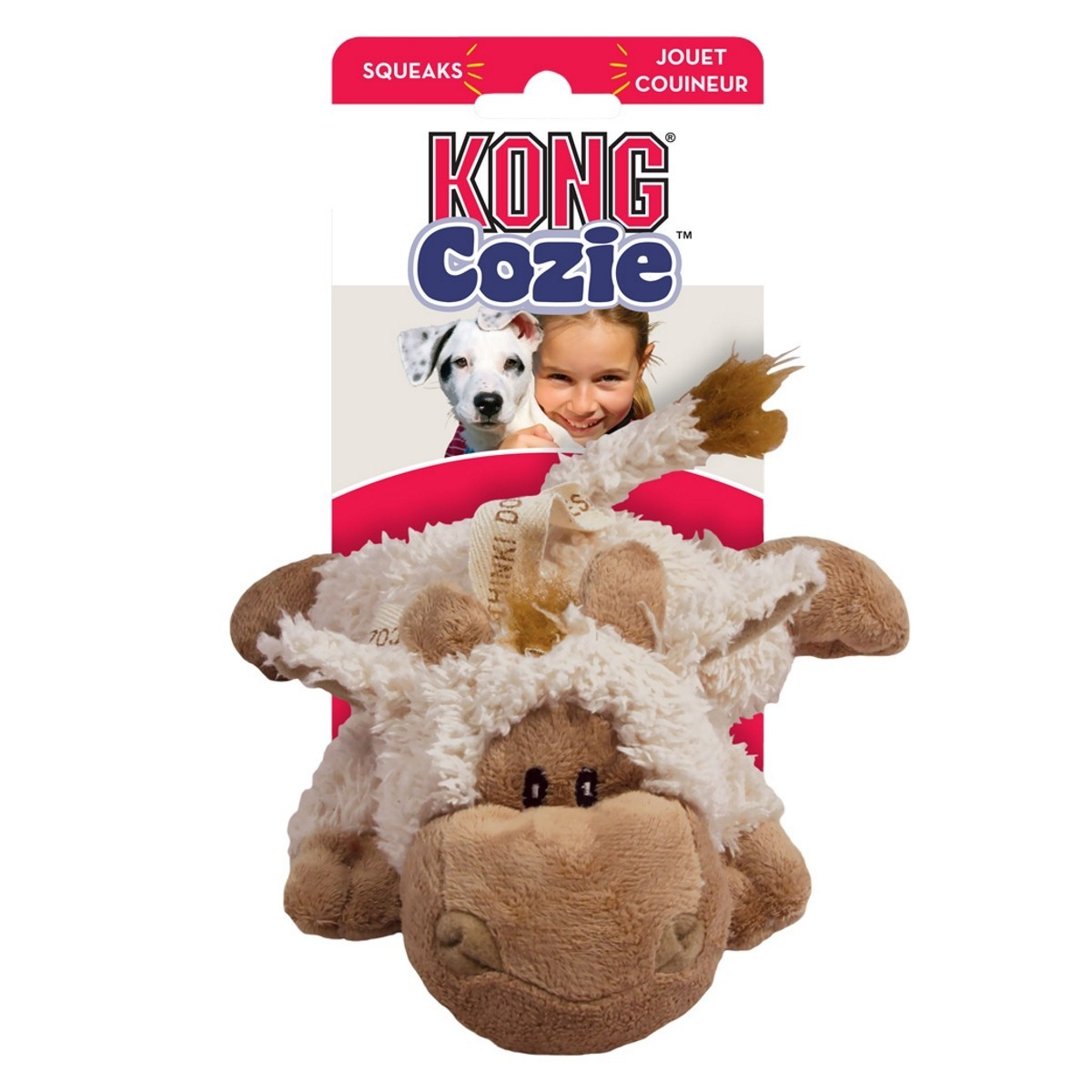 Kong Cozie Dog Naturals - Medium