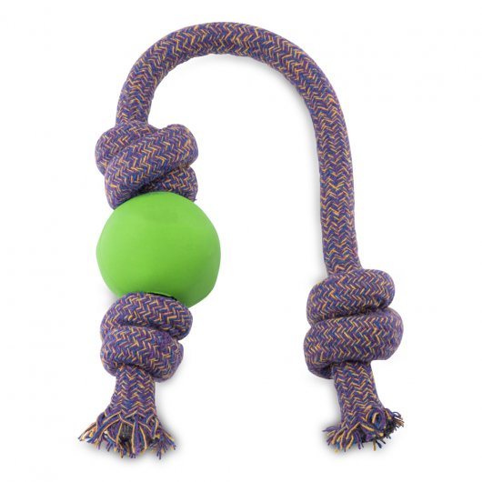 Beco Ball On A Rope Green Large