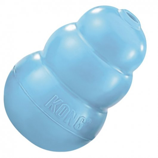 Kong Puppy Treat Toy Large Blue